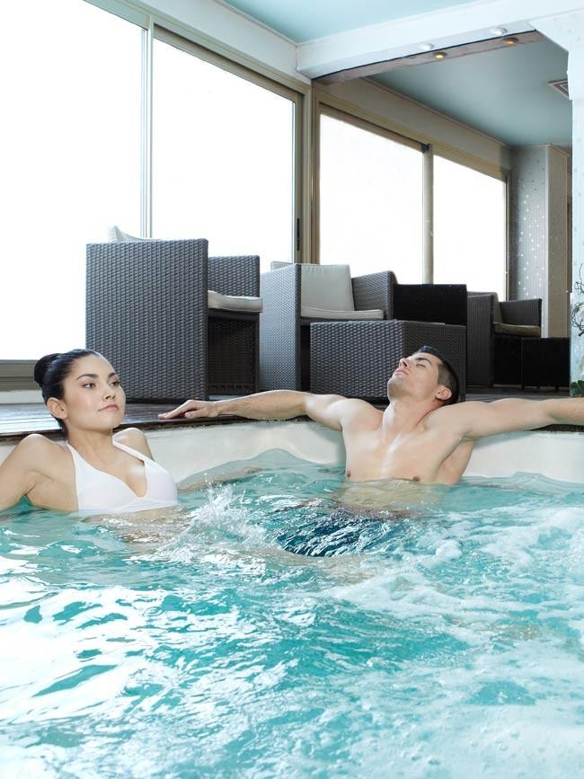 Journée spa pour deux personnes à Thalassoleil 06