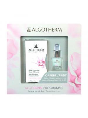Coffret AlgoSensi Fluide Protecteur + Serum Apaisant Offert