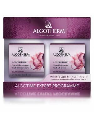 Coffret Algotime Expert (Crème Rides Jeunesse + Crème Lift offerte)